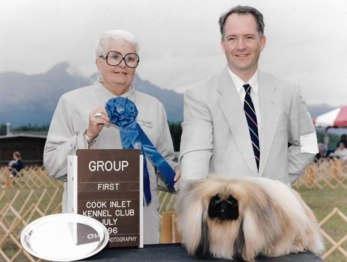 Ch Pequest Picasso Group 1 Judge Lois Wolff White